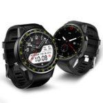 Оригинал Bakeey F1 Сердце Скорость сна Монитор GPS Высота над уровнем моря Датчик давления воздуха Сим-карты Расширение Smart Watch