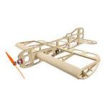 Оригинал Танцы Крылья Хобби Geebee R0104 600 мм Размах крыльев Бальза Вуд Самолет RC Самолет Набор