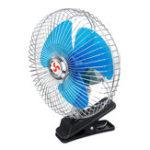 Оригинал 8 дюймов Осциллирующий охлаждающий вентилятор с автоматическим креплением
