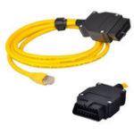 Оригинал Ethernet для OBD Для BMW F Series ENET Диагностический кабель E-SYS ICOM 2 Кодирование Без CD ESYS ICOM Кодирование Инструмент