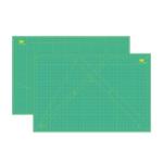Оригинал Allwin 661A1 A1 Прямоугольный мат для резки ПВХ Пятислойный коврик для резки белого сердечника Инструмент Ткань Кожа Бумага Craft DIY Набор