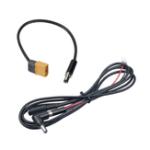 Оригинал RJXHOBBY FPV Дрон Dc5.5×2.1mm Батарея Силиконовый Провод Удлинительная линия для очков Fat Shark Goggle
