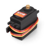 Оригинал BSD Racing B7018 9KG Большой крутящий момент Цельнометаллический Gear Сервопривод для 1/8 1/10 Rc Авто