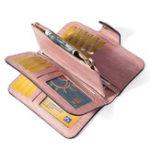 Оригинал Brenice Женское Длинная цепочка Кошелек Симпатичный кошелек для карточек