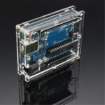 Оригинал Geekcreit® UNO R3 ATmega16U2 Плата модуля разработки AVR с корпусом для Arduino без USB-кабеля
