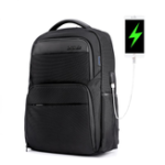 Оригинал ARCTIC HUNTER B00113C Рюкзак для ноутбука Мужской USB-рюкзак с зарядкой для ноутбука Сумка Мужчины Повседневные путешествия Nylon Рюкзаки Школа Плечо С