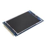 Оригинал 3.5 дюймов TFT Colorful HD LCD Дисплей Модуль с сенсорным экраном Датчик ILI9486 Drive 320X480 для Arduino Mega2560