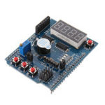 Оригинал Многофункциональная плата ProtoShield Многофункциональная плата расширения Датчик Shield Module For Arduino