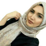 Оригинал Women Sequin Arabian Hat Arab Wrap Scarf Turban Hat