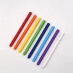Оригинал Xiaomi KACO Colorful Гель Ручки 0.5 мм Ручка Заправка 8 Шт. / Упак. Ручки для Подписи Для Студента Школа Офис
