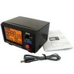 Оригинал DG-503 Цифровой КСВ и ваттметр LCD Дисплей Коэффициент стоячей волны 1.6-60 МГц / 125-525 МГц 200 Вт для двусторонней связи Радио Walkie Talkie