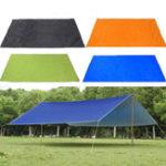 Оригинал 210x300cmНаоткрытомвоздухеКемпингПалатка Зонт от солнца Rain Sun UV Пляжный Навес для навеса для навеса Пляжный Коврик для пикника с заземле