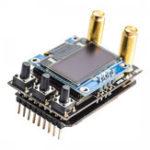 Оригинал AKK 5,8 ГГц от -93 до -95 дБи 48 CH Разнообразие FPV Приемник RX SMA Гнездо для RC Дрон