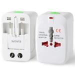Оригинал TR-131 Plug Converter Многофункциональный преобразователь Universal Travel Батарея Зарядное устройство