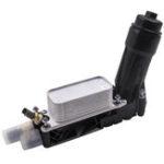 Оригинал Корпус фильтра масляного радиатора 5184294AE для Jeep Dodge Chrysler Ram 3.6L V6 2011-13