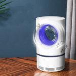 Оригинал Mosquito Killer Light 5W USB Smart с оптическим управлением Убийство насекомых Лампа