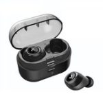 Оригинал Bakeey Bluetooth 5.0 Беспроводная TWS Наушник HiFi Контрабас 5D Стерео наушники с шумоподавлением с зарядкой Коробка