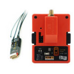 Оригинал Frsky R9M 2019 900MHz Long Range Transmitter Module & R9 Slim+ Receiver w/ T Antenna Combo
