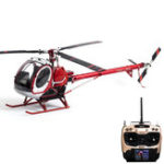 Оригинал JCZK 300C 470L DFC 6CH 3D Трехлопастной Ротор TBR Супер Моделирование RC Вертолет RTF