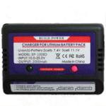 Оригинал B3 10W Адаптер баланса переменного / постоянного тока для 3S / 2S-3S 7,4 В 11,1 В LiPo Литий Батарея