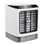 Оригинал LED 480 мл Персональный Испарительный Воздухоохладитель Увлажнитель Портативный Кондиционер Туман Молитва USB Вентилятор Кулера