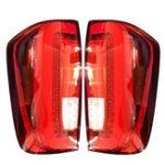 Оригинал 2 x Авто Задний задний фонарь Лампа Для Nissan Navara NP300 D23 2015-2019 Frontier 18-19