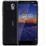 Оригинал NILLKINЗащитныйматовыйэкранпротивцарапин + телефон камера Объектив Защитная пленка для Nokia 3.1 / Nokia 3
