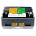 Оригинал HOTA D6 DC 2X325W 2X15A Батарея Зарядное устройство с беспроводной зарядкой для NiZn / Nicd / NiMH аккумуляторов