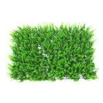 Оригинал 40 * 60 см Искусственный Растение Листва Хедж-Трава Коврик Зелень Панно Украшения Стены Забор