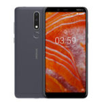 Оригинал NOKIA3.1PlusGlobalПЗУ6,0-дюймовый отпечаток пальца 3 ГБ RAM 32GB ПЗУ Helio P22 Octa core 4G Смартфон