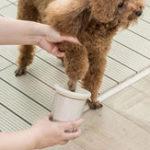 Оригинал Jordan&Judy2019PetClean Cup Очистка Инструмент Силиконовый Стиральная Щетка Paw Washer Для собак от Xiaomi Youpin
