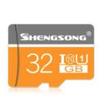 Оригинал Shengsong SS-BTF-05 Micro SD Card TF Карта памяти 32GB 64GB 128 ГБ