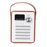 Оригинал DAB Цифровой FM Радио Bluetooth Стерео Тяжелый Бас Динамик TF Карта AUX MP3 Плеер Сигнализация Часы