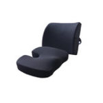 Оригинал Memory Foam Coccyx Orthopaed Авто Подушка сиденья Поддержка спины Подушка для облегчения боли в пояснице