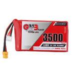 Оригинал Gaoneng GNB 7,6 В 3500 мАч 2S HV Lipo Батарея XT30 Штекер для передатчика Frysky Taranis QX7 TX Дистанционное Управление