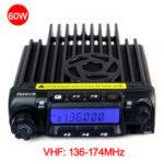 Оригинал RetevisРТ-9000DVHF136-174МГцМобильный Авто Радио Приемопередатчик 200CH 50CTCSS 60 Вт