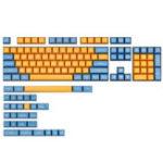 Оригинал Maxkey KA 134 Key SA ABS Набор колпачков для клавиатуры в натуральную величину для Механический Клавиатура