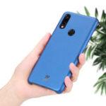 Оригинал DUXDUCISПлавнаянаощупьударопрочная искусственная кожа и силикон Soft Защитная Чехол Для Xiaomi Redmi 7/Redmi Y3