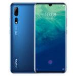 Оригинал ZTEAXON10Pro6.47дюймов FHD + Waterdrop Дисплей NFC Android P AI Тройные задние камеры 12 ГБ 256 ГБ Snapdragon855 4G Смартфон