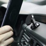 Оригинал ПриборнаяпанельМагнитныйАвтоДержательтелефона Авто Крепление на 360º Вращение для 4.0 дюймов – 6.0 дюймов Смартфон