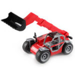 Оригинал Double E E575-003 RC Car Telescopic Arm Loading Forklift Vehicle Model Toys