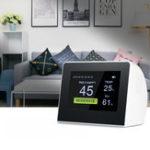 Оригинал K6-BK6-DЦифровоймногофункциональныйгазоанализаторТестер качества воздуха в помещениях / На открытом воздухе CO2-метр HCHO & TVOC Detector Монито