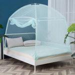 Оригинал XIAOMICOMOLIVINGМонгольскаямоскитнаясетка 1,5 м / 1,8 м Кровать противомоскитная сетка для домашнего текстиля