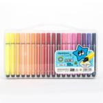 Оригинал AIHAO 1996 36 цветов Art Marker Ручка Набор для рисования Цветная детская живопись Акварель Ручкаs Безопасная нетоксичная вода Стиральная Граффити