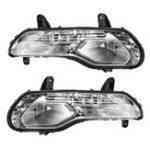 Оригинал Противотуманные фары переднего бампера автомобиля Лампы слева / справа с 3 галогенными лампами для Ford Escape Kuga 2013-2016