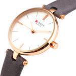 Оригинал CURREN9038UltraThinSimpleДизайн Женские наручные часы