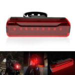 Оригинал XANES®TL31620nMВелосипедныйзаднийфонарь USB аккумуляторная IPX5 Водонепроницаемы 5 режимов велосипеда Лампа Сверхлегкий световой