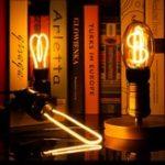 Оригинал E27 4W JH-Y Винтаж Edison Antique LED Soft Лампа накаливания для внутреннего дома AC220-240V