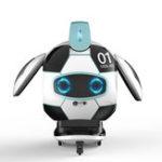 Оригинал FINECO FX-J01 CoolBO Футбол Футбол Умный Распознавание Голоса Сенсорное Управление Предотвращение Препятствий Sing Dance RC Робот Игрушка
