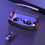 Оригинал M16 Mini Bluetooth Графен Наушник TWS Беспроводной бинауральный вызов 8D Stereo Sound Водонепроницаемы Наушники с микрофоном